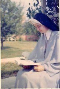 Sr. Mildred Mary Ephrem on August 15, 1964